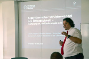 Prof. Dr. Lutz Hagen
