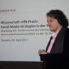 Eröffnung Workshop Prof. Hagen